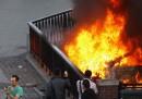 """Le ragioni dei """"riots"""" di Londra"""