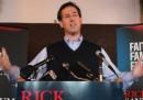 Mancava solo Santorum
