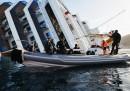 Costa Concordia, le foto di oggi