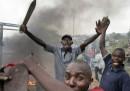 I politici kenioti accusati di crimini contro l'umanità