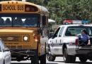 La polizia a scuola