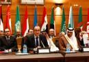 Le divisioni della Lega Araba sulla Siria