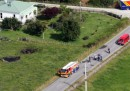 L'incidente della mongolfiera in Nuova Zelanda