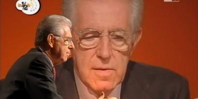 Mario Monti a In mezz'ora