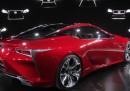 Le foto dal Salone dell'auto 2012 di Detroit