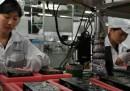La vita nelle fabbriche degli iPhone