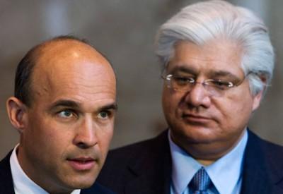 I due CEO di RIM si dimettono