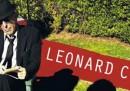 Il nuovo singolo di Leonard Cohen