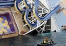 Costa Concordia, il giorno dopo