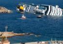 Costa Concordia, le ultime di oggi