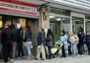 La disoccupazione in Spagna sale ancora