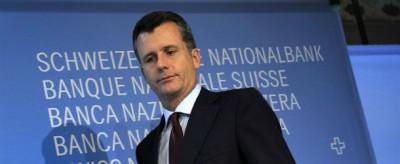 I guai del presidente della Banca centrale svizzera