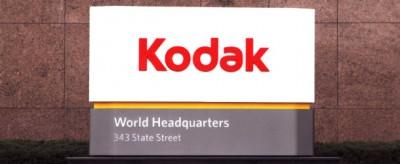 Il piano di sopravvivenza di Kodak