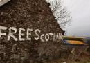 Sulla Scozia si apre una guerra politica