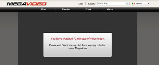 da megaupload anche se chiuso