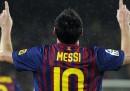 Lionel Messi in 10 video