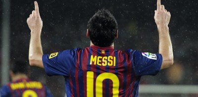 Lionel Messi in 10 video