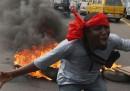 Le proteste in Nigeria sul prezzo della benzina