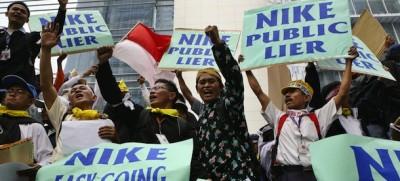 La Nike risarcisce 4.500 operai indonesiani
