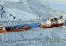 La spedizione verso Nome, Alaska