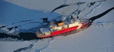 Le foto della petroliera Renda, in Alaska