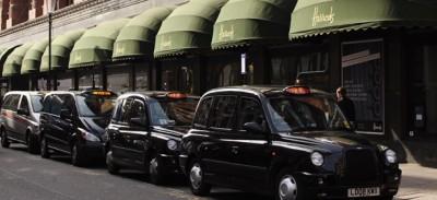 Come funziona con i taxi a Londra