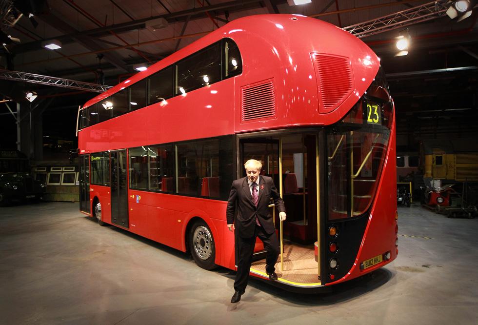 Il nuovo bus a due piani di londra il post for Nuovi piani domestici di new orleans
