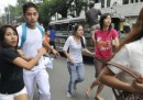 Il terremoto nelle Filippine