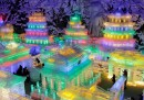 La festa del ghiaccio a Pechino