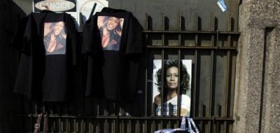 Le canzoni al funerale di Whitney Houston