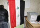 Il referendum in Siria