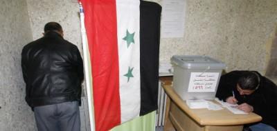 Il referendum in Siria