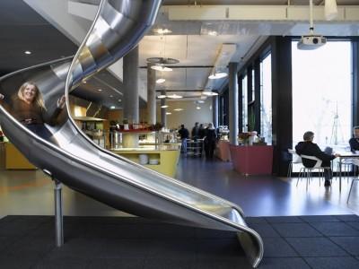 Come sono fatte le sedi di Google
