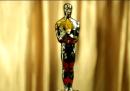 Come si costruisce la statuetta degli Oscar