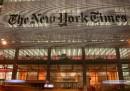 Calano i profitti del New York Times