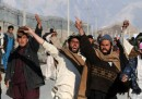 Il quarto giorno di proteste in Afghanistan