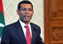 Le spiegazioni dell'ex presidente delle Maldive