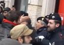 """Lo sgombero di """"Occupy Pisa"""""""