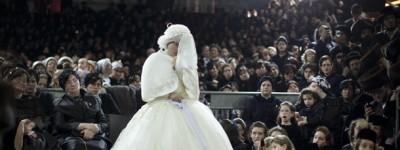 Un matrimonio ultra ortodosso