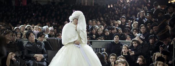Matrimonio In Ebraico : Un matrimonio ultra ortodosso il post