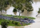 Le alluvioni in Australia