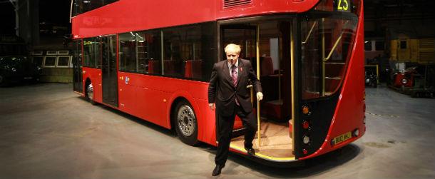 Il nuovo bus a due piani di londra il post for Piano di costruzione a due piani