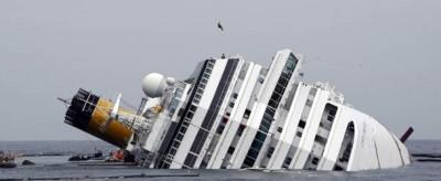 Costa Concordia, trovati tre corpi
