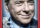 La copertina di Time su Berlusconi, novembre 2011
