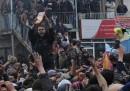 Le proteste per il Corano in Afghanistan