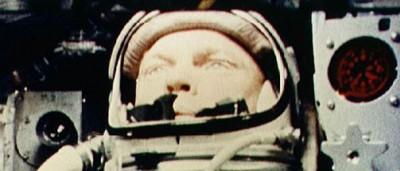 Il viaggio in orbita di John Glenn