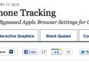 Google fa il furbo su Safari?