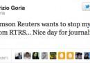 Le agenzie di stampa ai tempi di Twitter