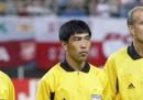 Il più famoso arbitro di calcio cinese è stato condannato per corruzione