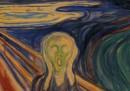 L'urlo di Munch è in vendita